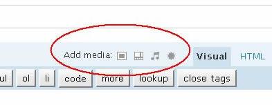 Add media