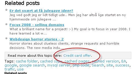 link postingan blogku di blog lain